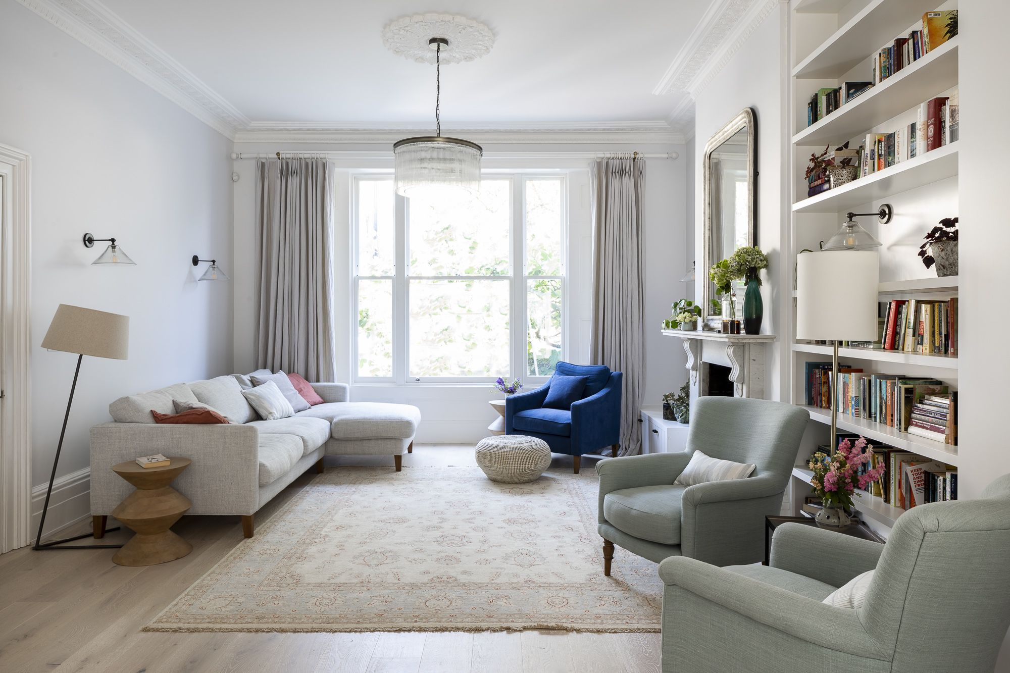 Interior Design By Imperfect Interiors In This Double Aspect Open