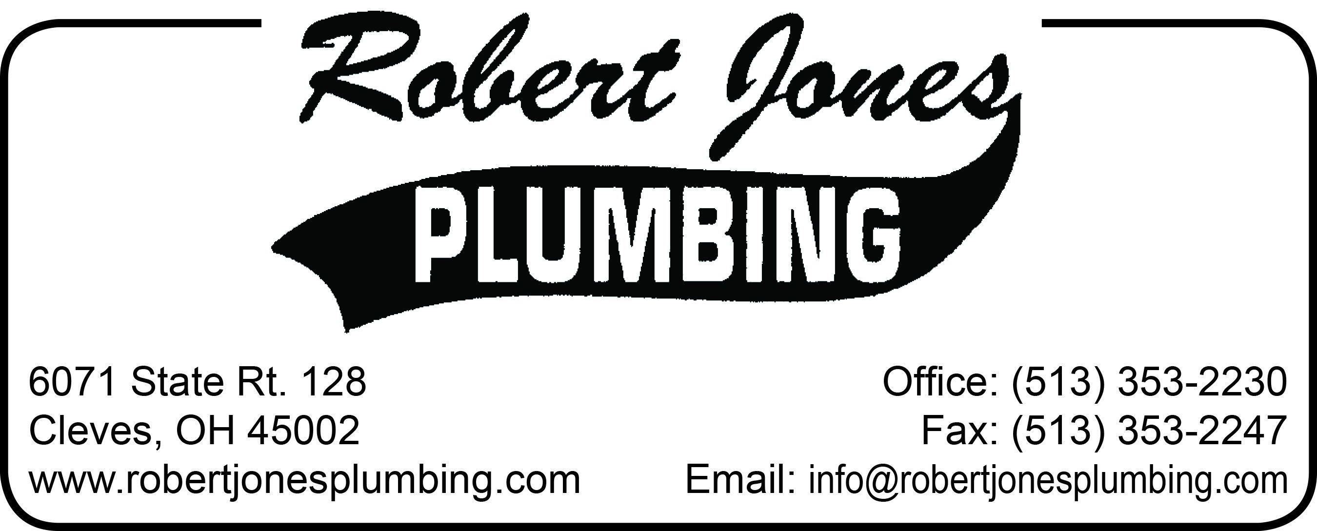Robert Jones Plumbing Inc In Cleves Ohio Book Publishing