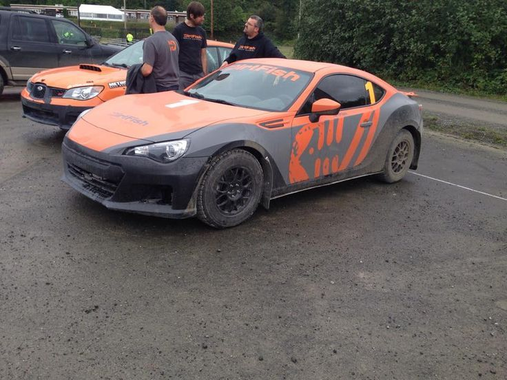 Brz Rally Car Subaru Impreza Sti Scion Frs Toyota 86 My Dream