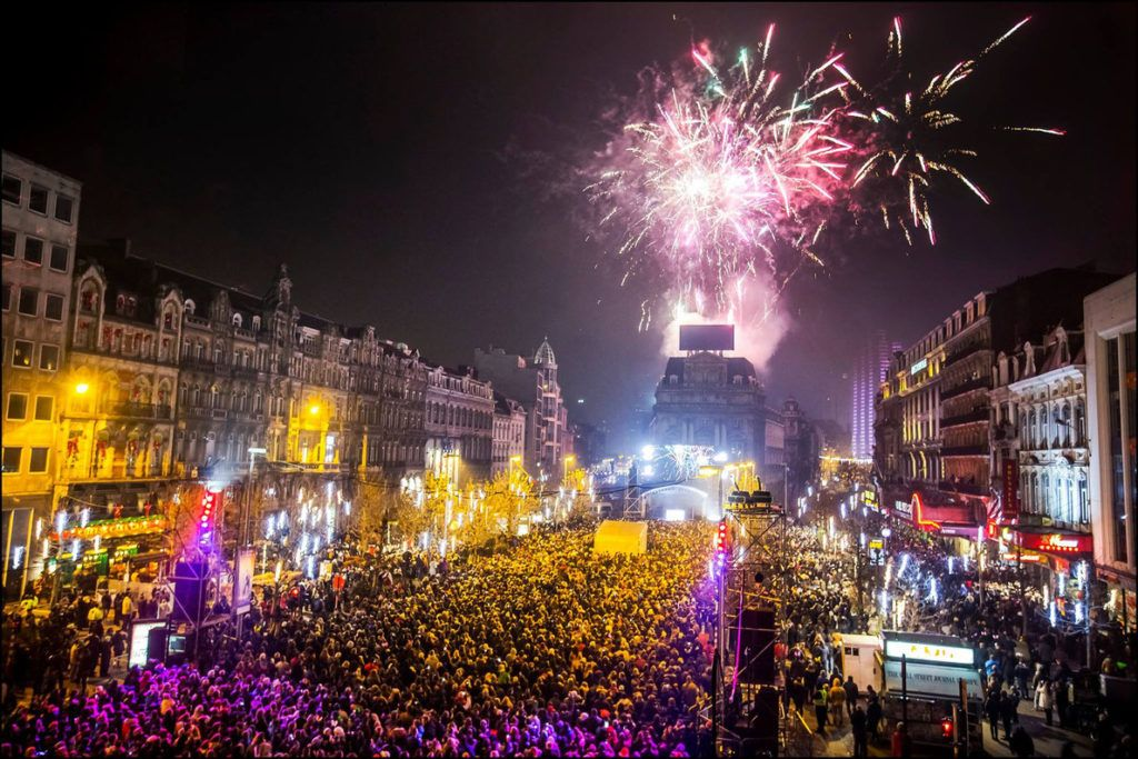 Brussels Belgium New Year Images New Year Pictures Happy New Year Images