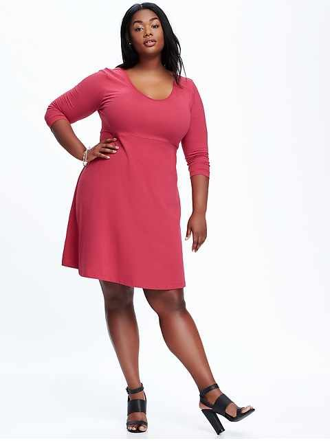 Women\'s Plus Size Clothes: Dresses from $15 | Old Navy ...