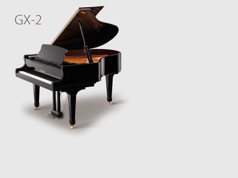 The Kawai Gx 2 Blak Kawai Blak Series Grand Piano Grand Piano Piano Baby Grand Pianos