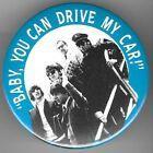 The BEATLES - Baby You Can Drive My Car PIN! #babymemorabilia The BEATLES - Baby You Can Drive My Car PIN! #babymemorabilia