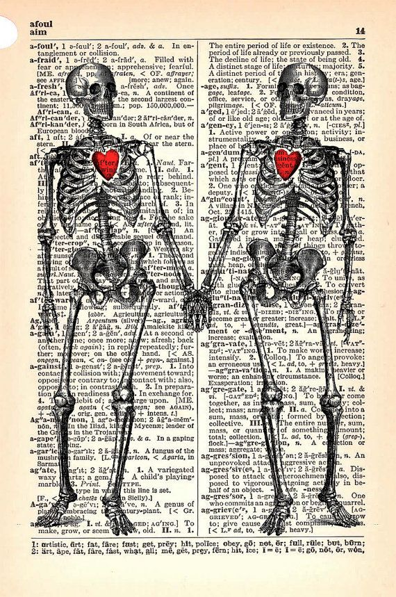 skeletons | Bored To Death | Pinterest | Anatomía, Calaveras y ...