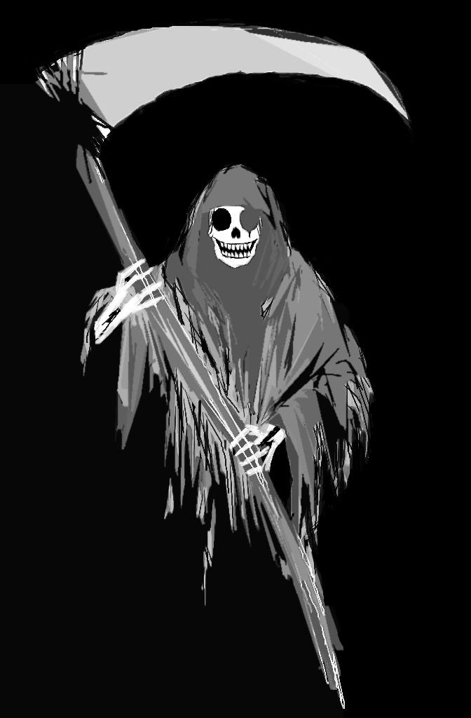 Grim Reaper Seni