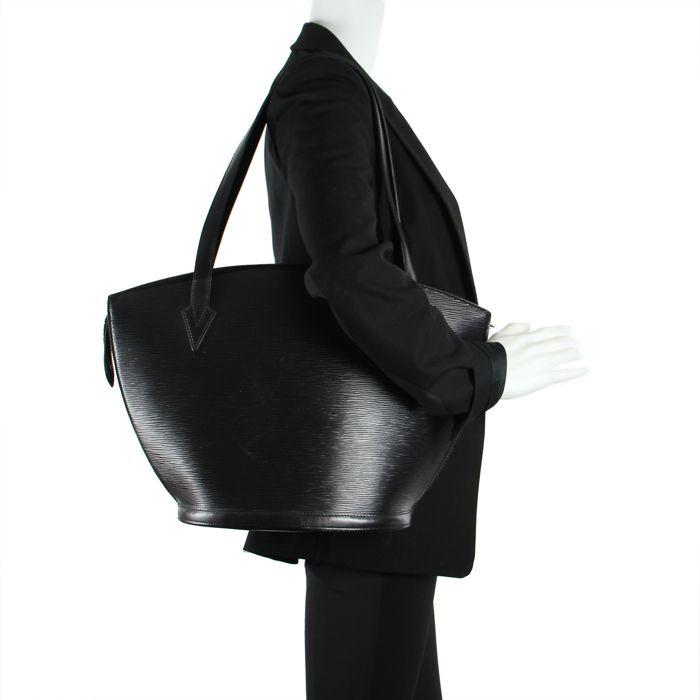 1e68e66728f1 D1-louis-vuitton-saint-jacques-cuir-epi-noir - Copy   Handbags ...