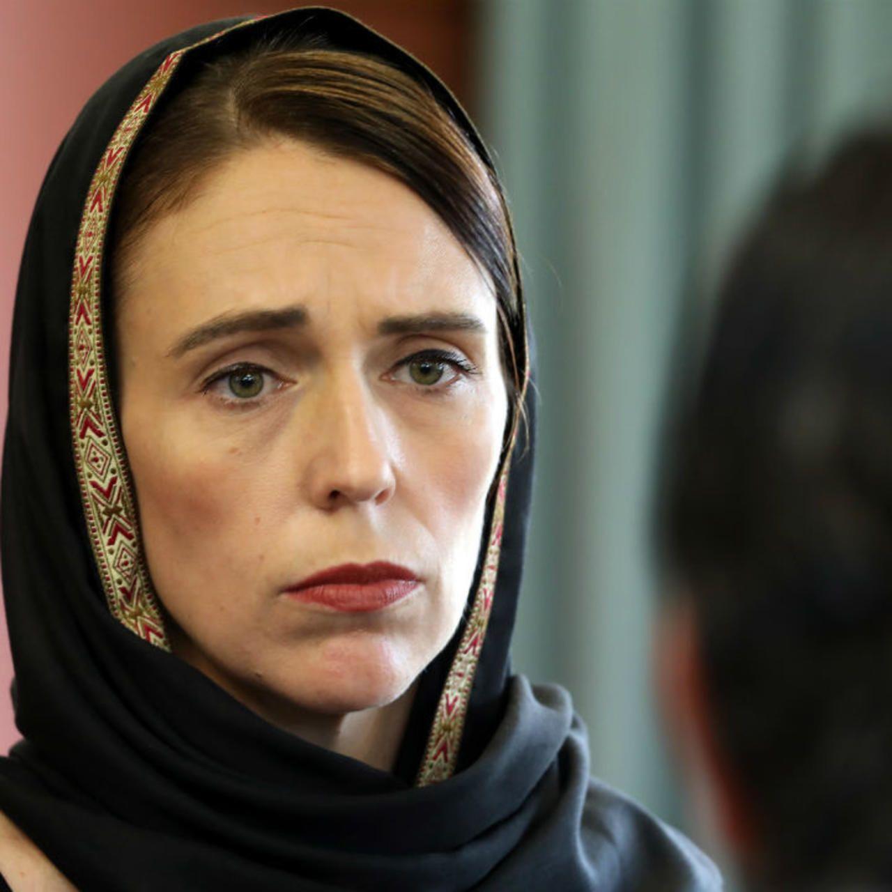 Jacinda Ardern, Megan Lovelady, Christchurch