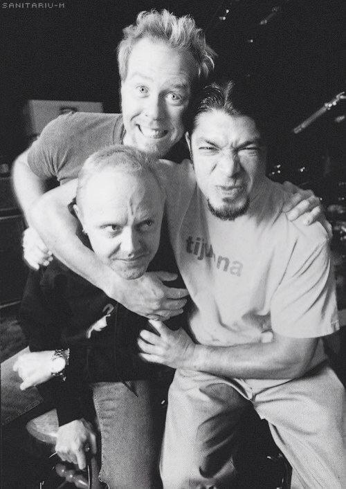 James, Lars & Robert