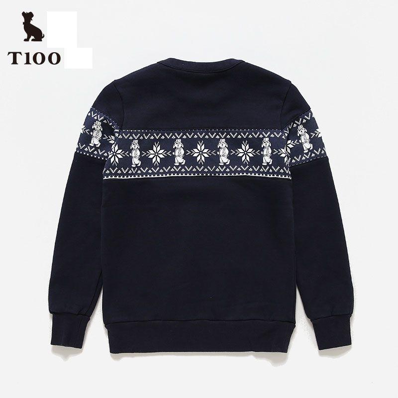 b4f75dfdcc1f T100 Child Sweater Cotton Thicken Toddler Boy Sweater Brand Children ...