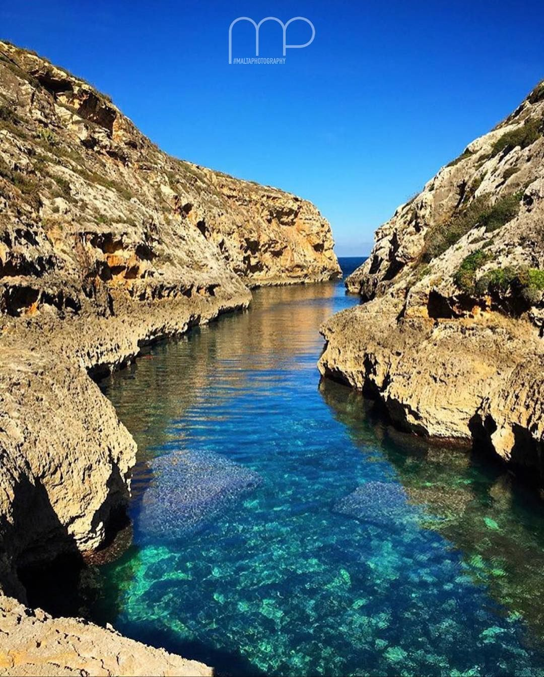 #Weekend is round the corner and here in Malta are still enjoying the sun! - Check out this beautiful photo of Wied il-Ghasri in Gozo!- #Comment your favourite place in #Gozo! - Featured Photographer: @biluiza - Tag your #photos with #MaltaPhotography to get a chance to be #featured on @maltaphotography - http://ift.tt/1fpoK0v - #valley #beach #clear #bay #picturesque #colours #island #jj #Malta #January #Photography #instagramhub #instafamous #photooftheday #picoftheday #l4l #beautiful…