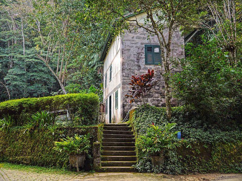 Casa Enxaimel Museu Do Acude Castro Maia Alto Da Boa Vista