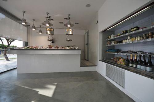 Piso cemento alisado micropiso microcemento 12 m2 con laca csldga muro concreto pinterest - Pavimentos de microcemento ...