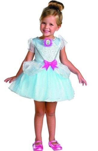cinderella disney princess toddler girls halloween costume size medium 3t 4t ebay