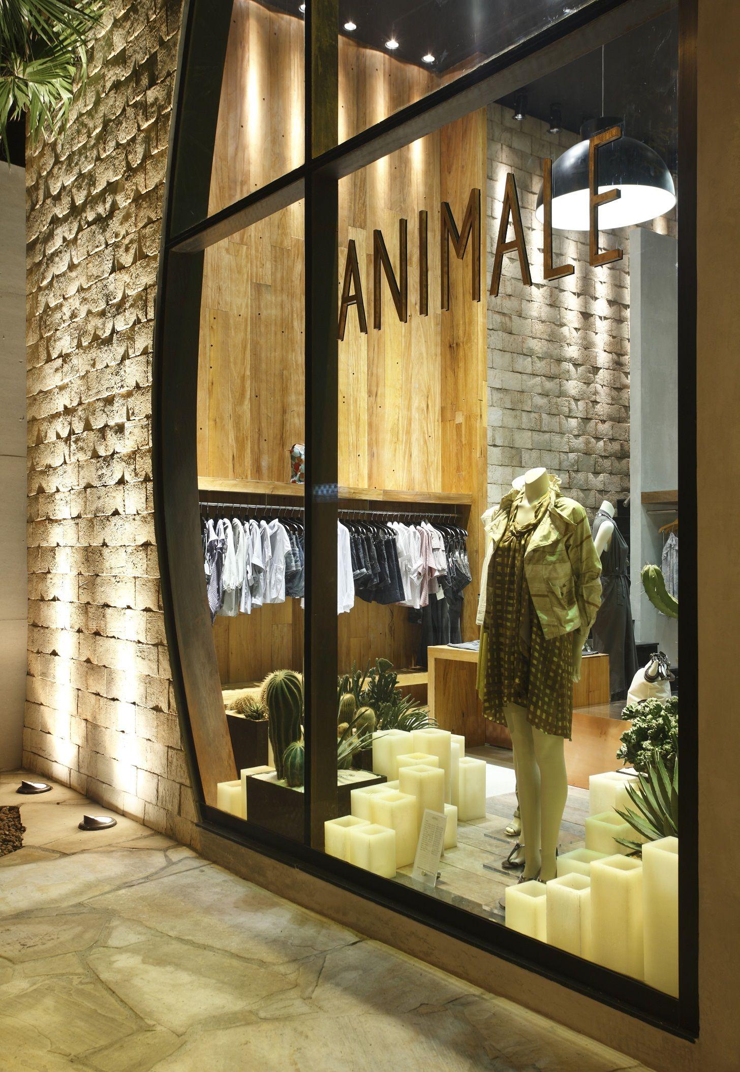 Animale, Icaraí, Niterói, RJ   Design By Santa Irreverência | Retail In  Brazil / Varejo No Brasil | Pinterest