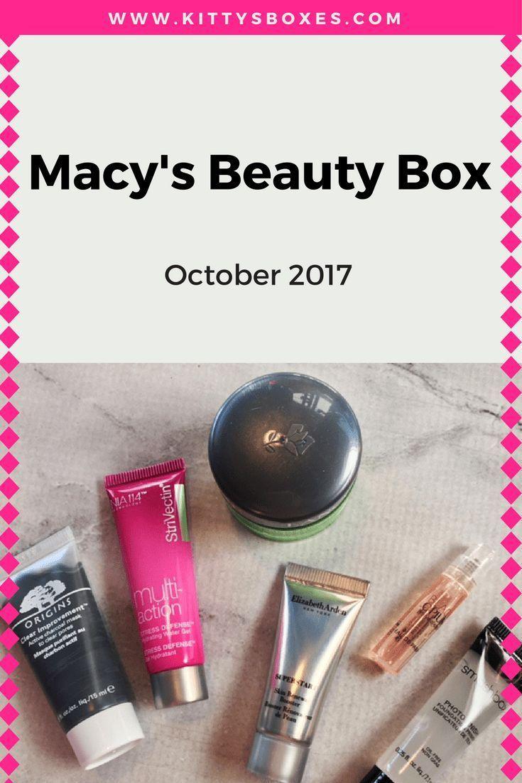 Macys beauty subscription box yep macys now has a