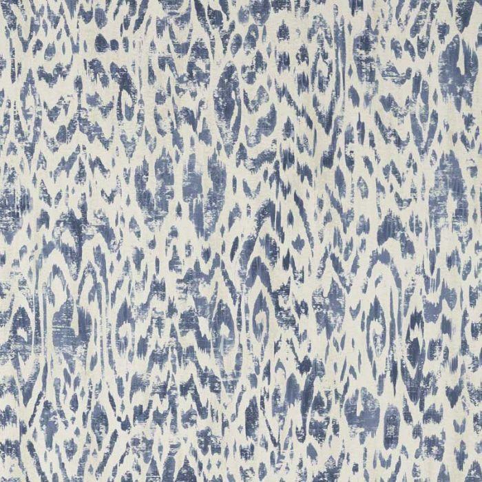 T754561.jpg Blue and white wallpaper, Powder room