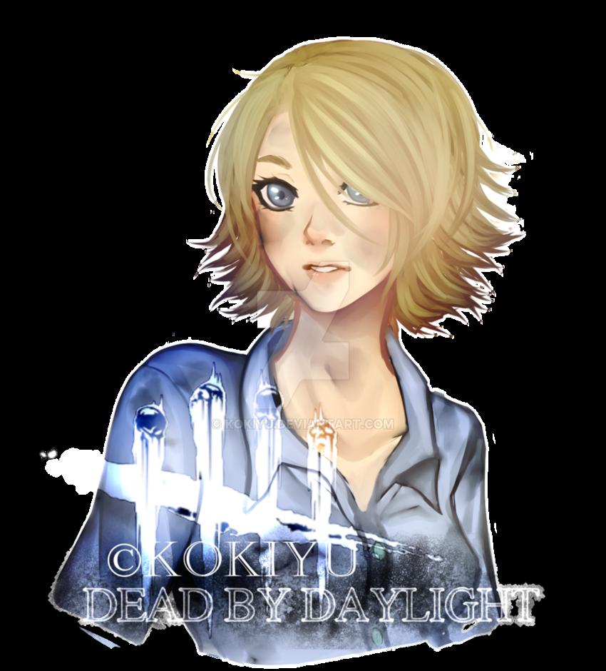 Dead by Daylight fanart Laurie Strode by Kokiyu