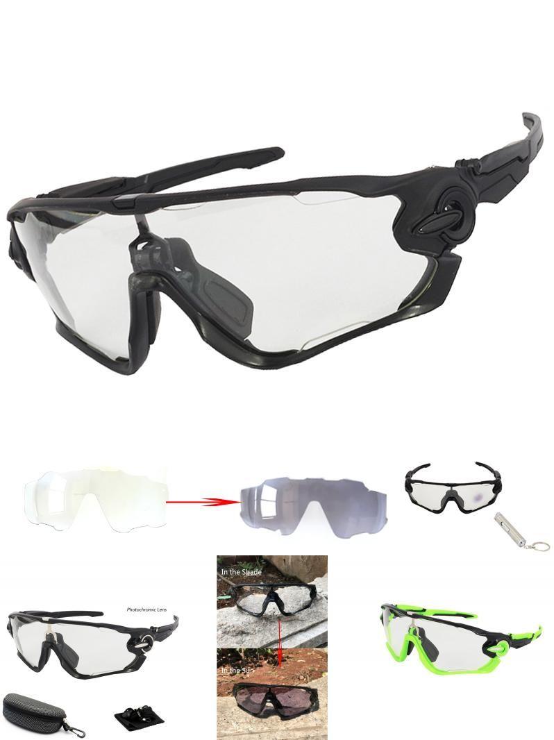 5ba84047b7a  Visit to Buy  2017 New Clear Photochromic Cycling Glasses Men Women  Bicycle Eyewear Brand