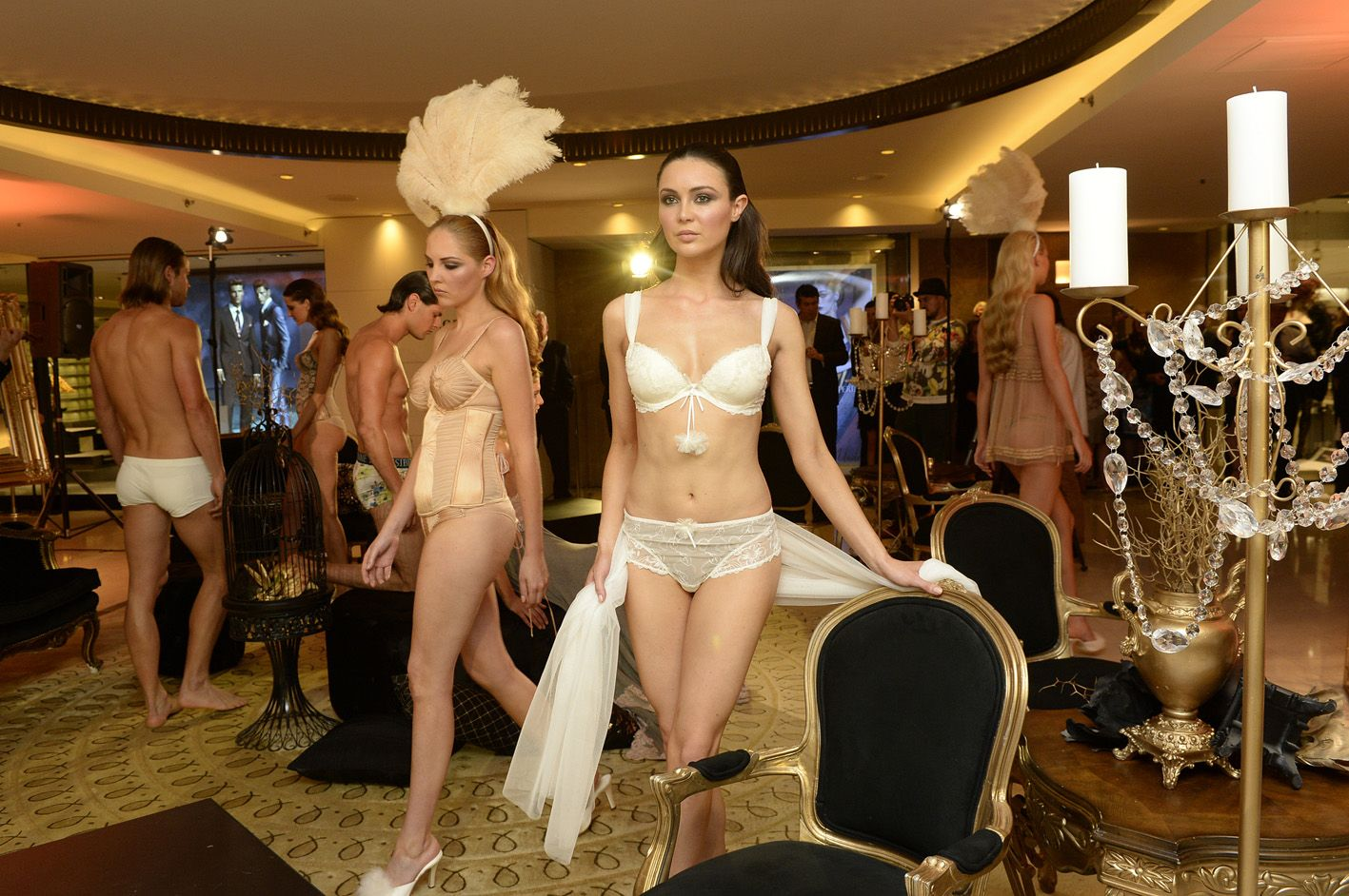 Im Lingerie Vip Launch Crown Melbourne Lingerie Party