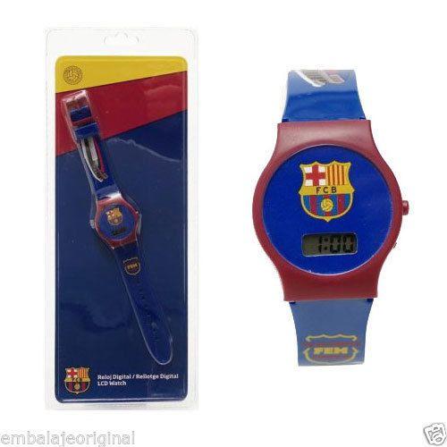 Reloj F.C.B. Futbol Club Barcelona Barça 7001160 OFICIAL Nuevo Caja Original