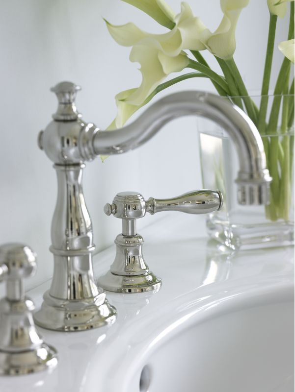Newport Brass 1770 26 Polished Chrome Victoria 1 2 Gpm Widespread Bathroom Faucet Includes Pop Up Drain Faucetdirect Com In 2020 Bathroom Faucets Bathroom Faucets Chrome Newport Brass