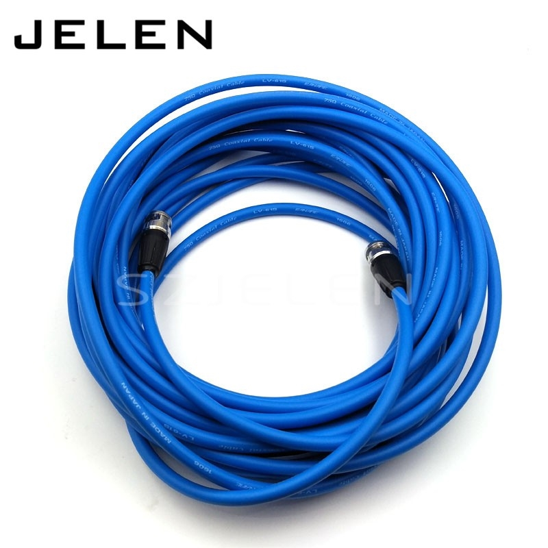 56.10$  Buy here - http://alise0.worldwells.pw/go.php?t=32690392016 - FOR NEUTRIK BNC connector plug,  SDI pigtail. Camera RF coaxial cable, Cable length 20M,Canare soft video coaxial LV-61S