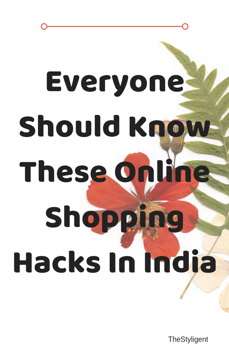 3c8421277b66 16 Online Shopping Hacks Everyone Must Know. Online Shopping Tricks For  Indian Customers  Onlineshopping  ShopOnline  Howtoshoponline   Onlineshoppinginindia ...