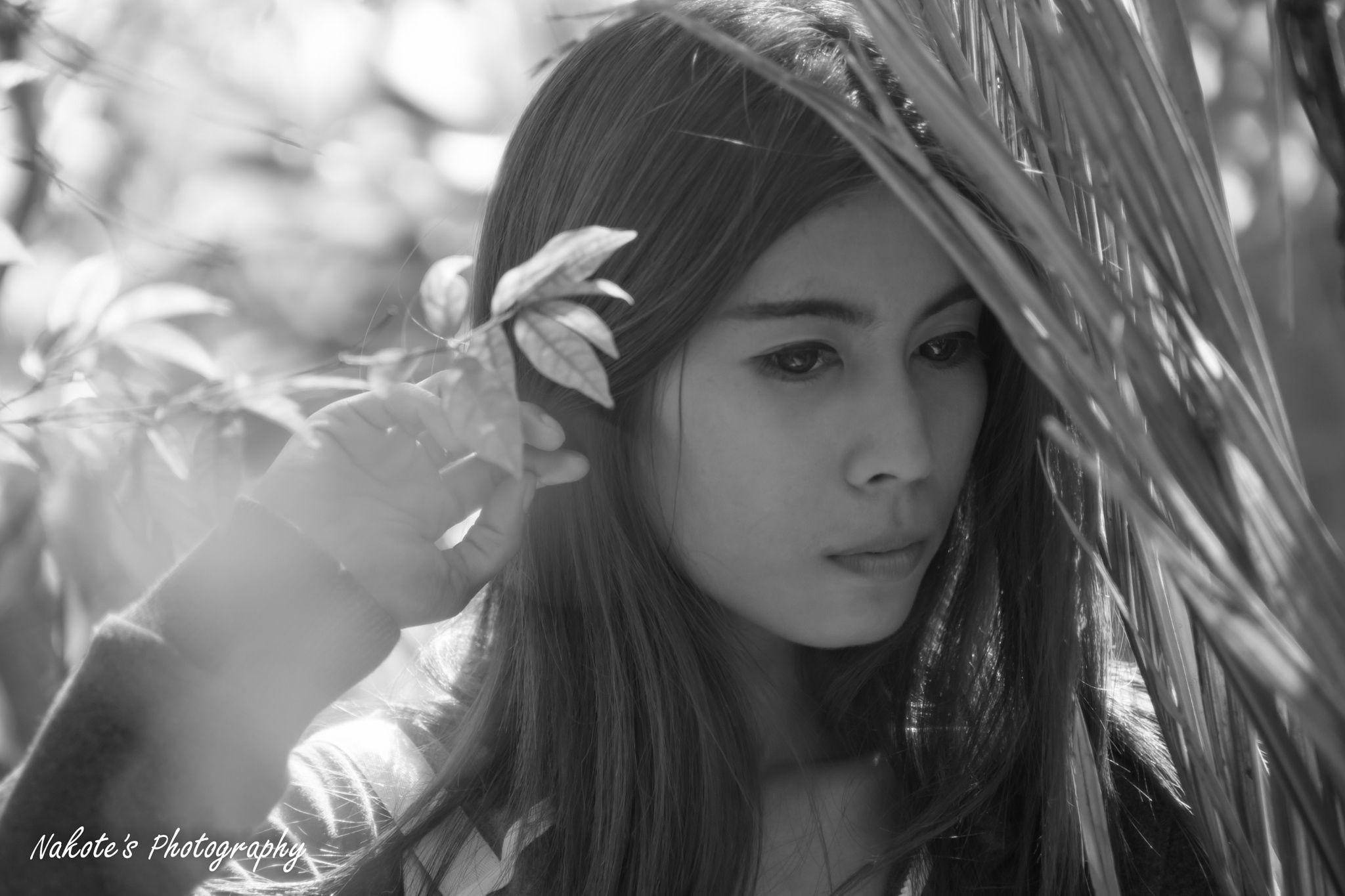 Photo Nang Black and White by Sam Nakote on 500px