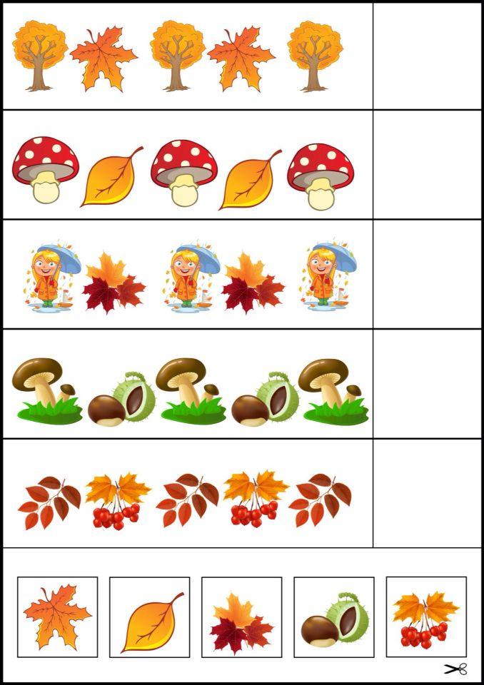 Bildergebnis f r herbst im kindergarten arbeitsbl tter for Herbst im kindergarten