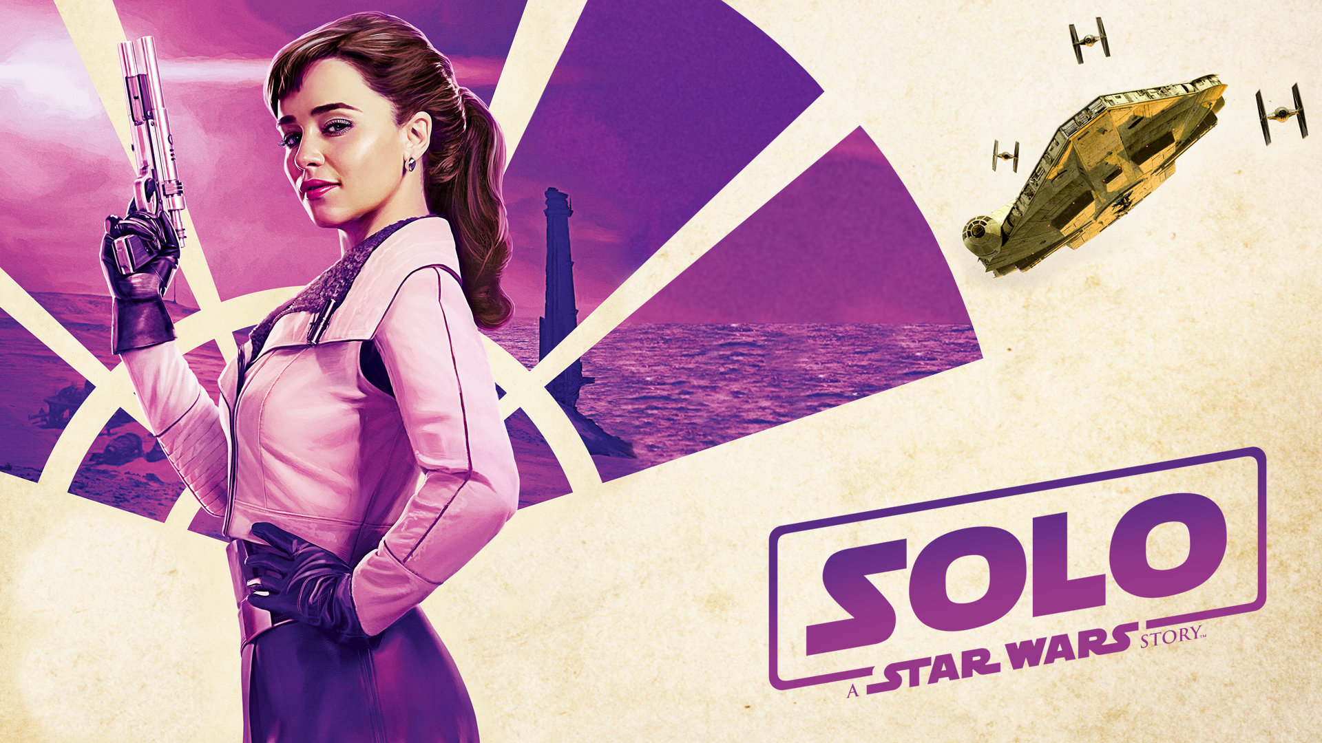 Solo A Star Wars Story Wallpaper Qi Ra By Spirit Of Adventure