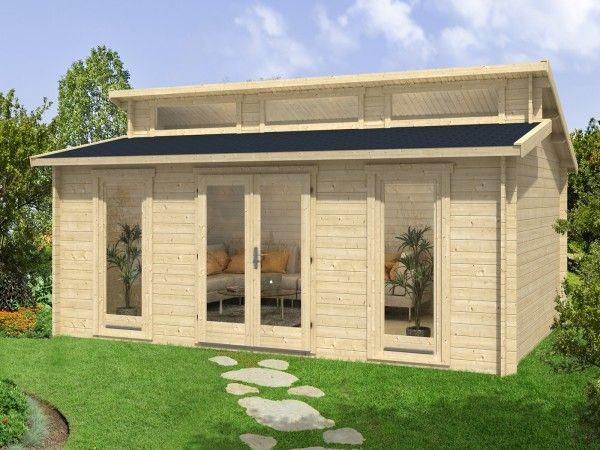 Gartenhaus Narvig40 C Gartenhaus selber bauen