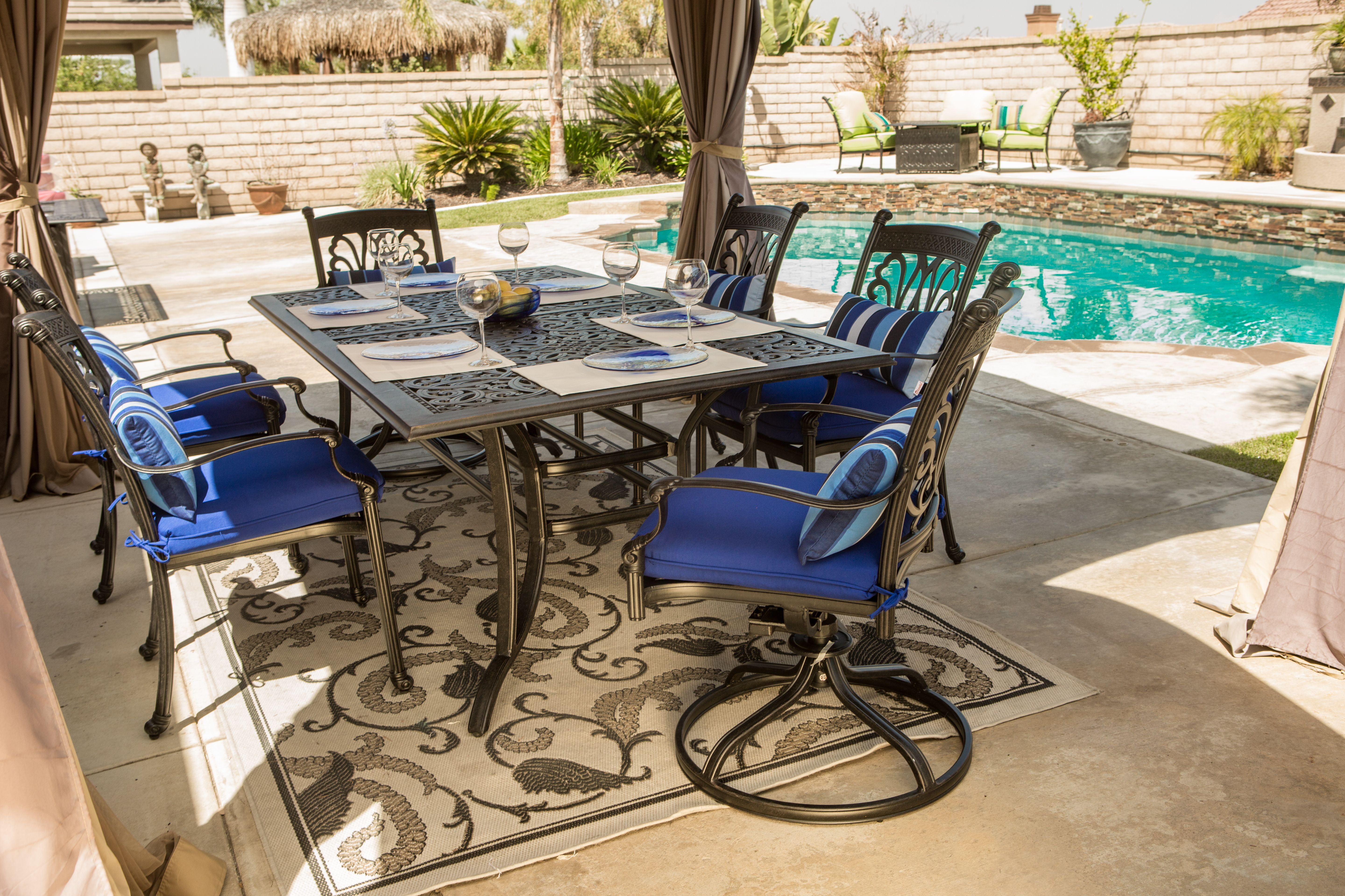 pin by pool and spa depot on outdoor living patio furniture collection outdoor furniture sets patio furniture
