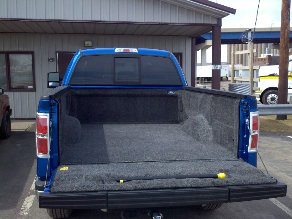 Ford F150 Bedrug Ford F150 F150 Built Ford Tough
