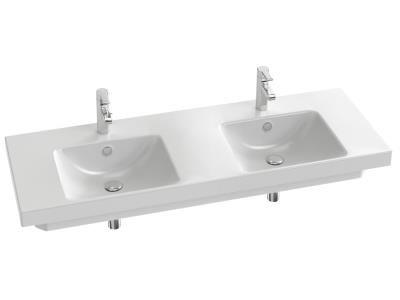 ODéON UP Plan vasque double 140 cm Inside