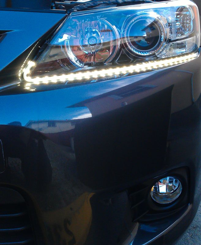 Angel Eye And Headlight Accent Lighting Super Bright Leds