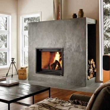 Valcourt Fp7 Antoinette By Nordic Energy Zero Clearance Wood