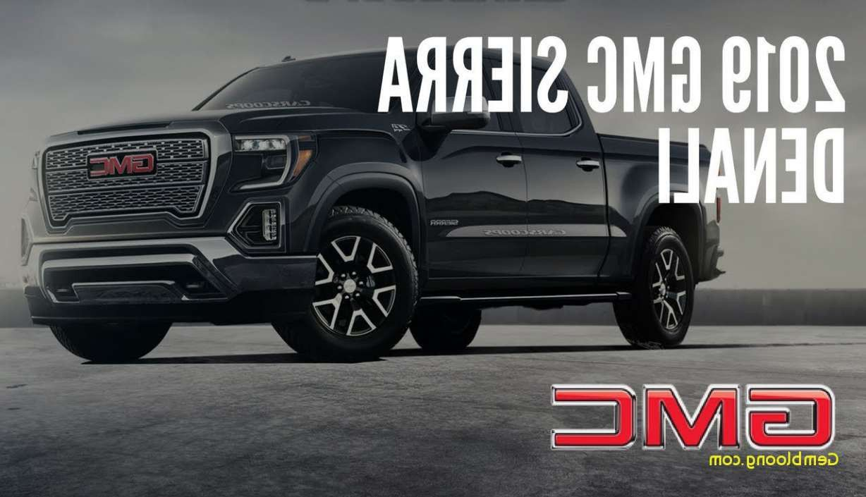 New Gmc Terrain 2019 Check more at http//www.autocar1