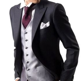 Buy 3455 wedding attire tuxedo tuxedos suits for men formal wear ...