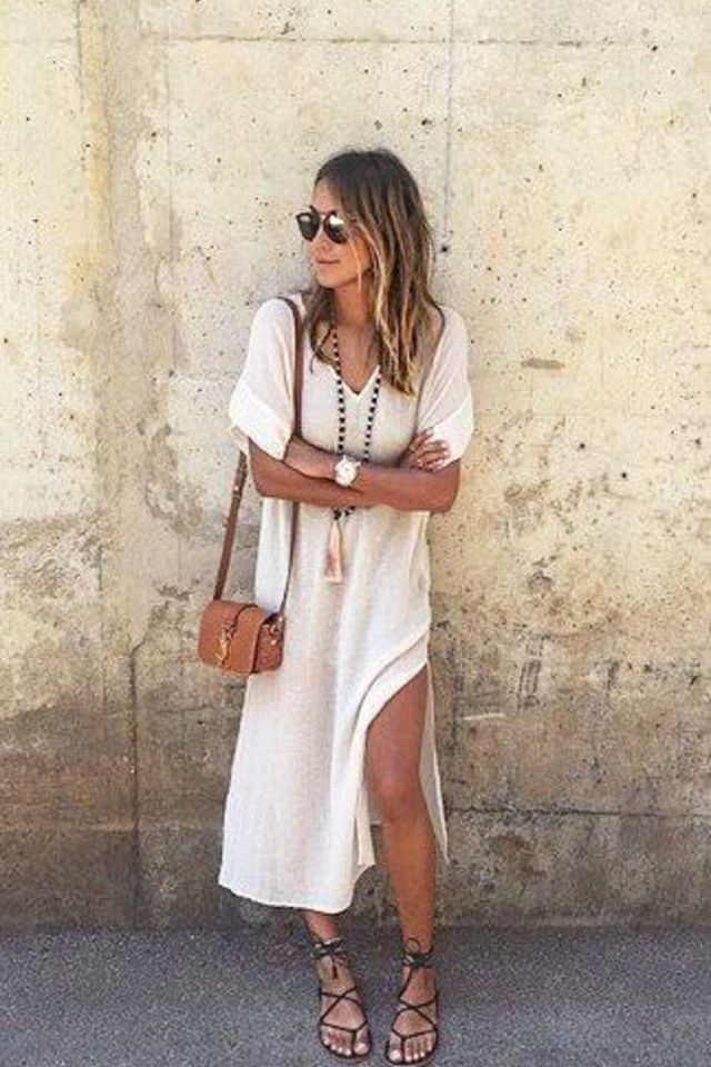 Casual Boho Chic Style