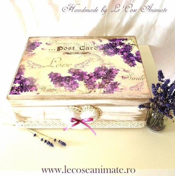 Lavender Box de LeCoseAnimate Breslo