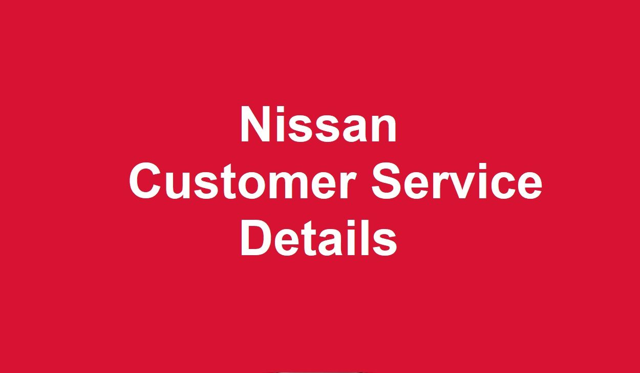 Nissan Customer Service Number Nissan Electric Nissan Customer Service