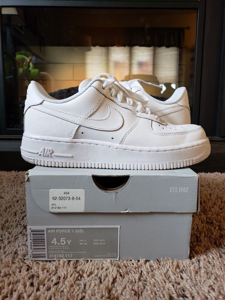 NIKE AIR FORCE 1 Boys sneakers MSRP