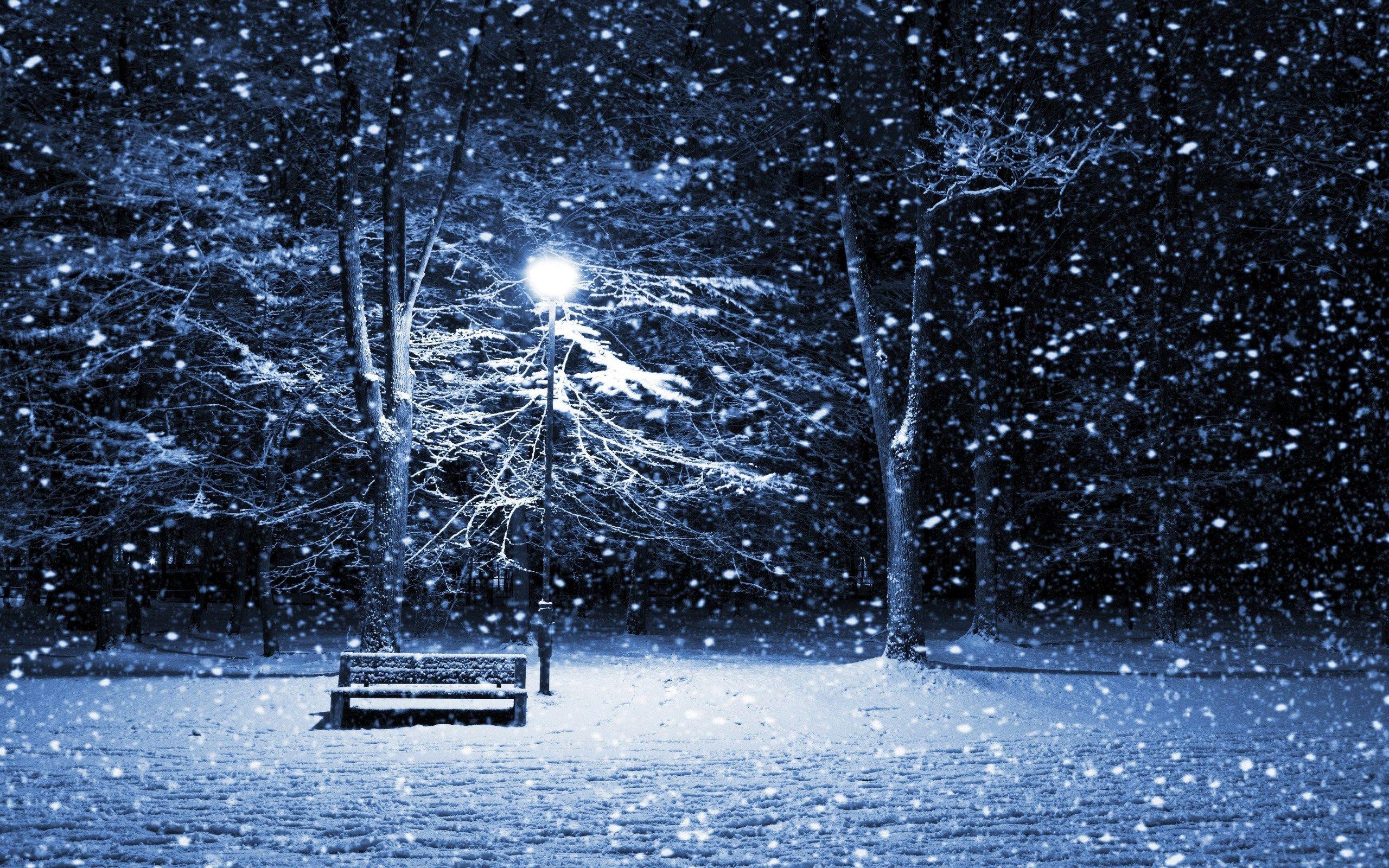 Winter Scenes Wallpaper Free For Desktop Hd