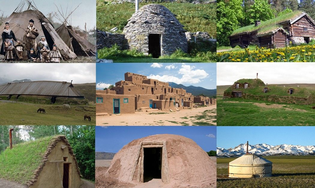 15 ancient house designs that you can build really cheap potentially for free
