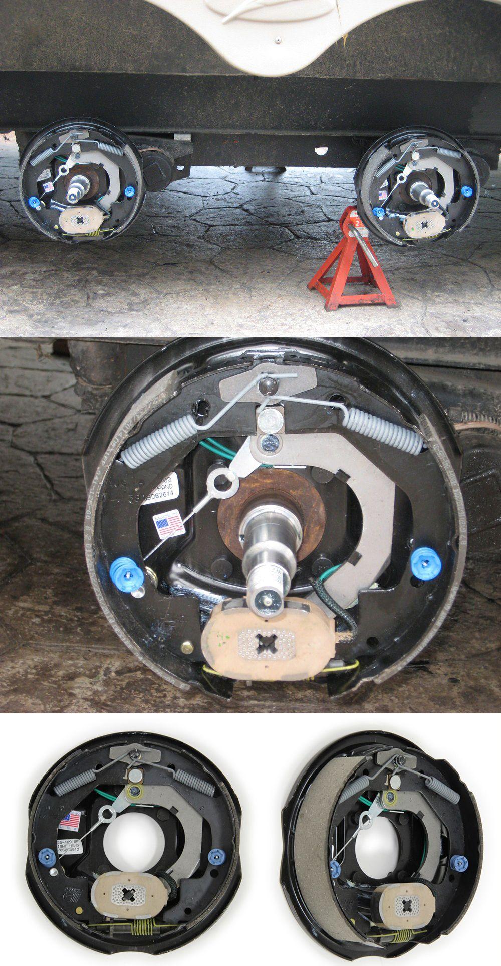 Dexter Trailer Brakes Wiring Diagram Nev R Adjust Electric Brake Assembly