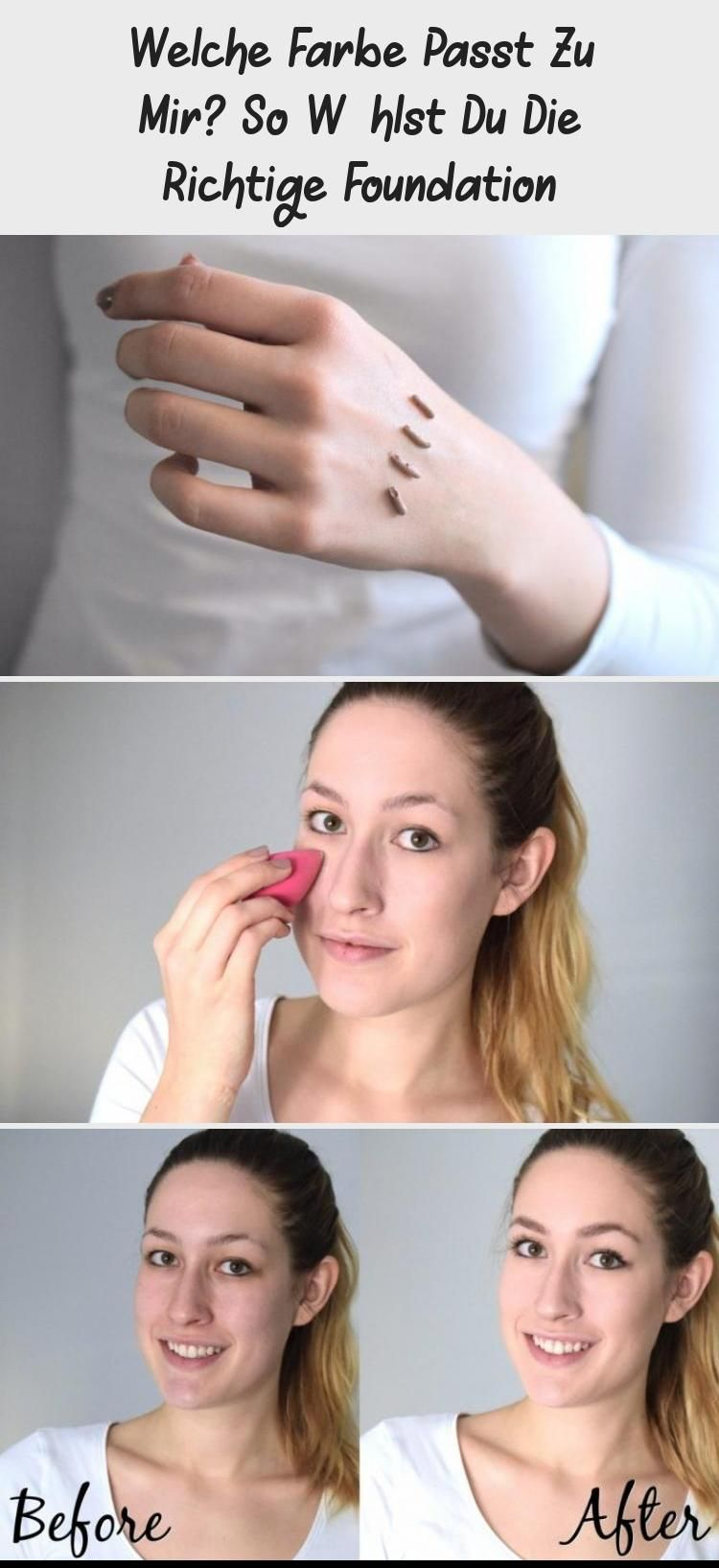 Make Up Welche Farbe
