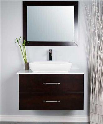Vanity Style 5036 Bathroom Floating Vanities