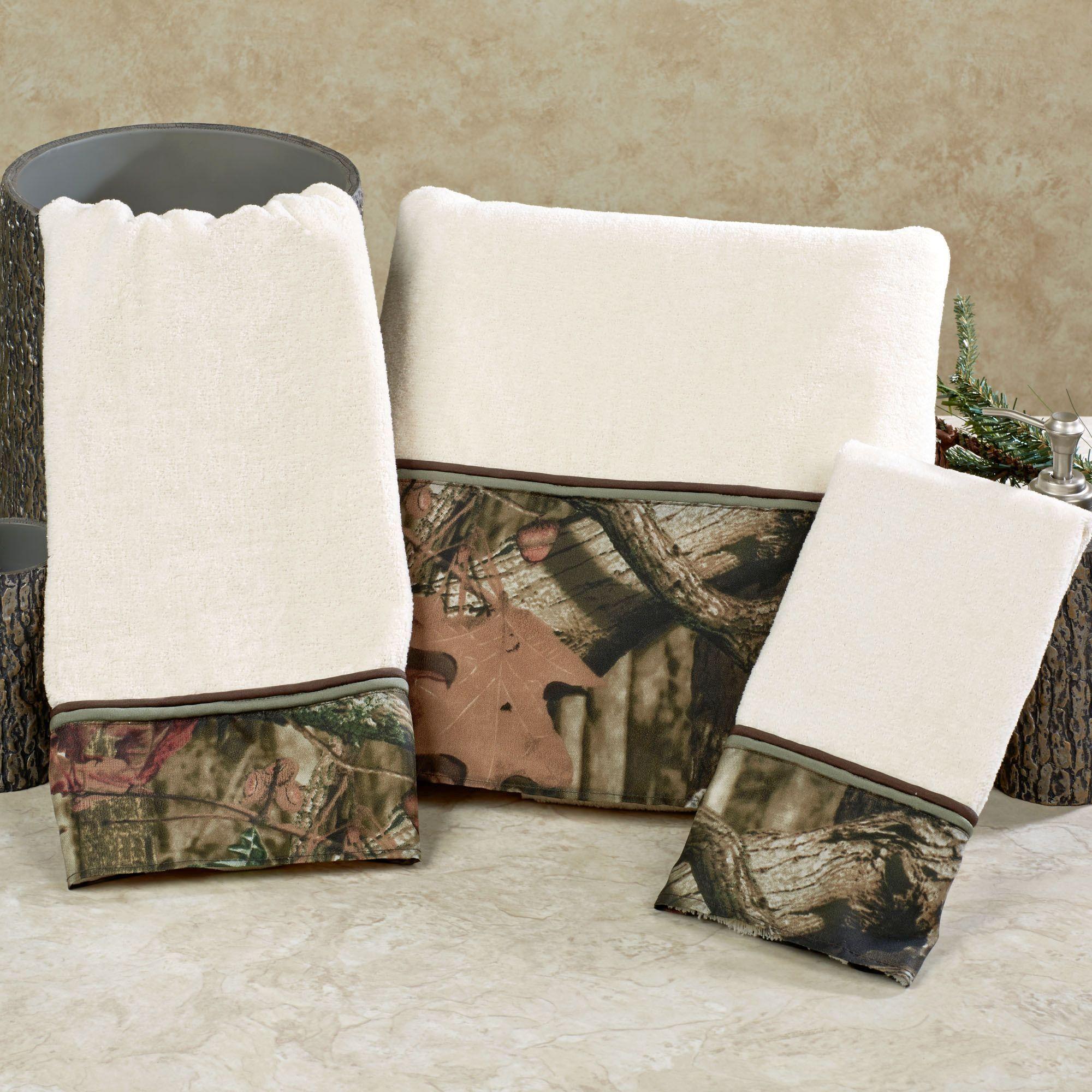 Camouflage Bath Towels With Images Camo Bath Towel Set Bath