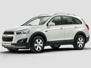 2015 Chevrolet Captiva Launched At Rs 23 15 Lakh Chevrolet Captiva Chevrolet Car