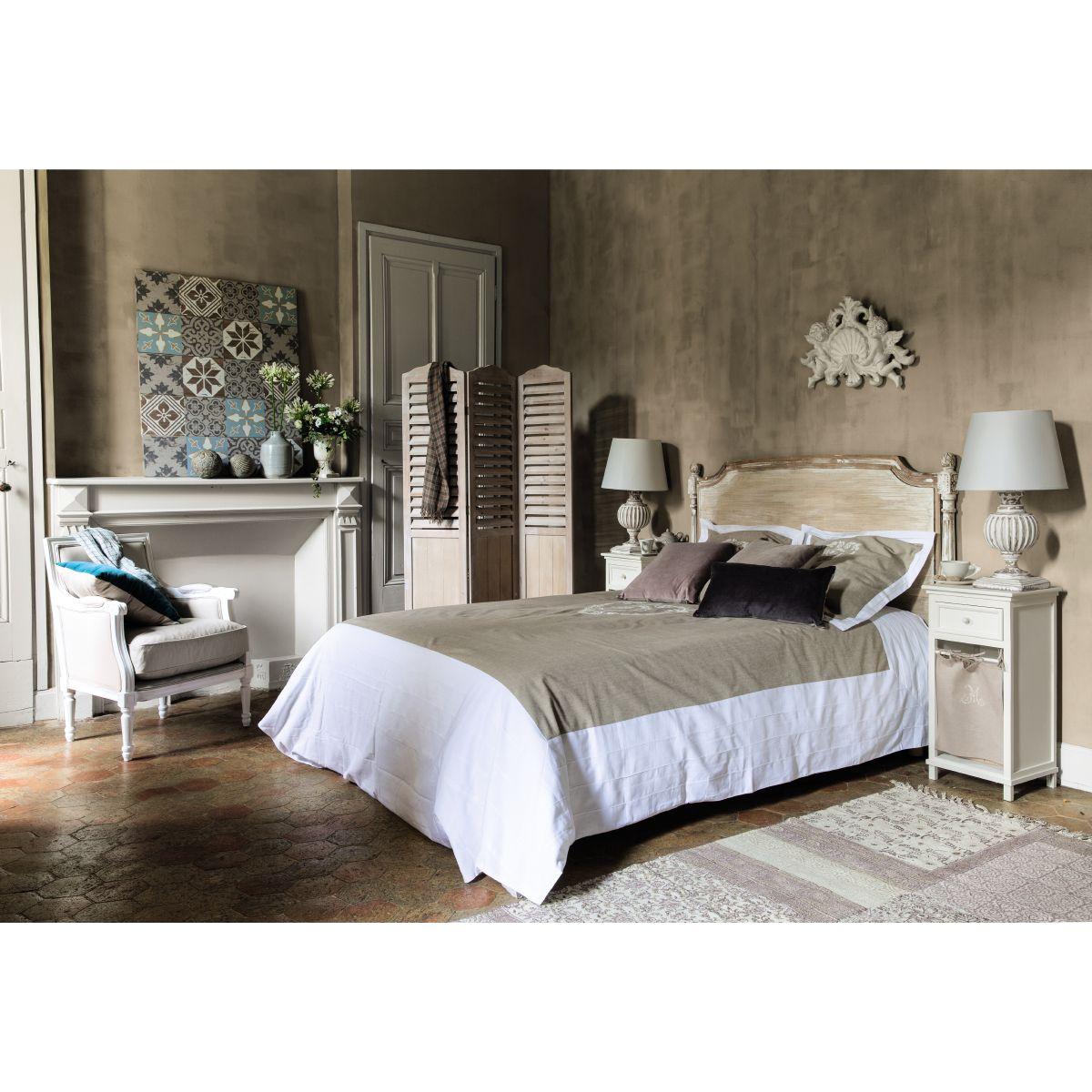 Simple dcouvrez la collection meubles u dcoration maisons - Housse couette maison du monde ...